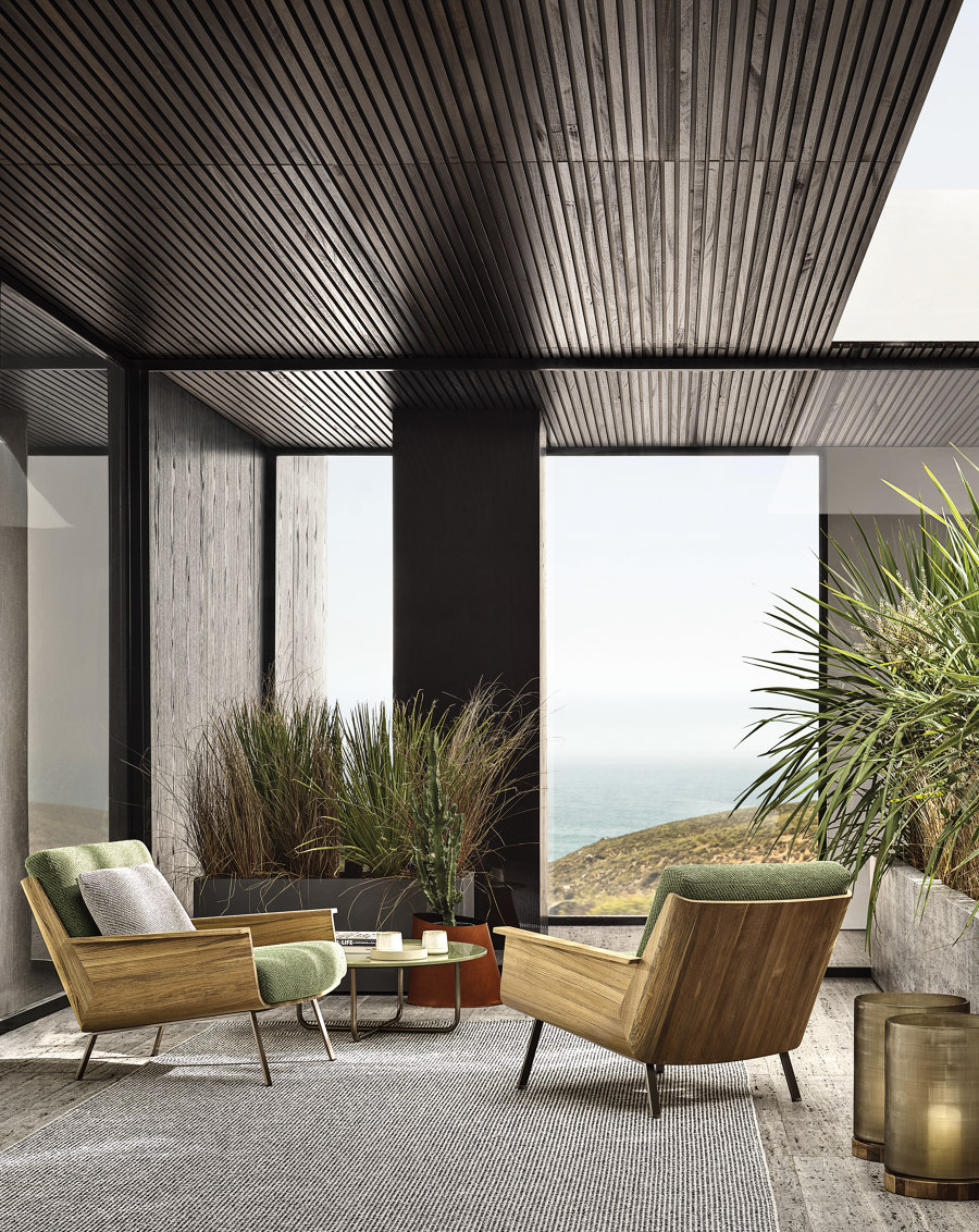 Out is the new in: Minotti | News