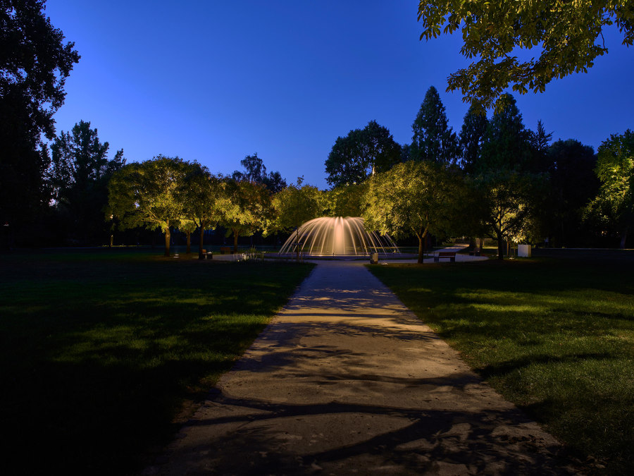 The paths to enlightenment: lighting design for landscape architecture | News