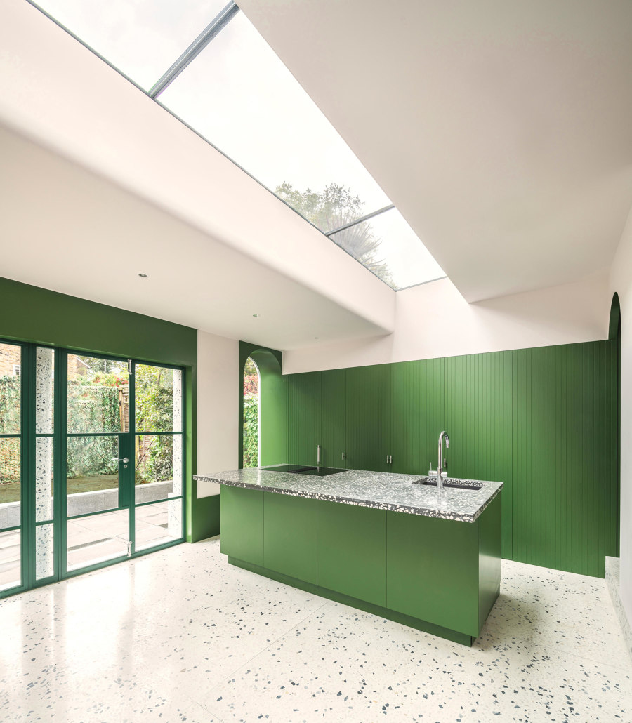 Cooking by numbers: chromatic kitchen projects | News
