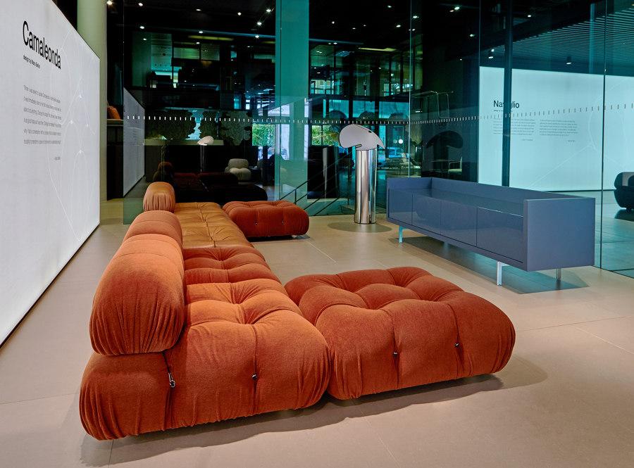 A star is reborn: B&B Italia's Camaleonda sofa system is back | News