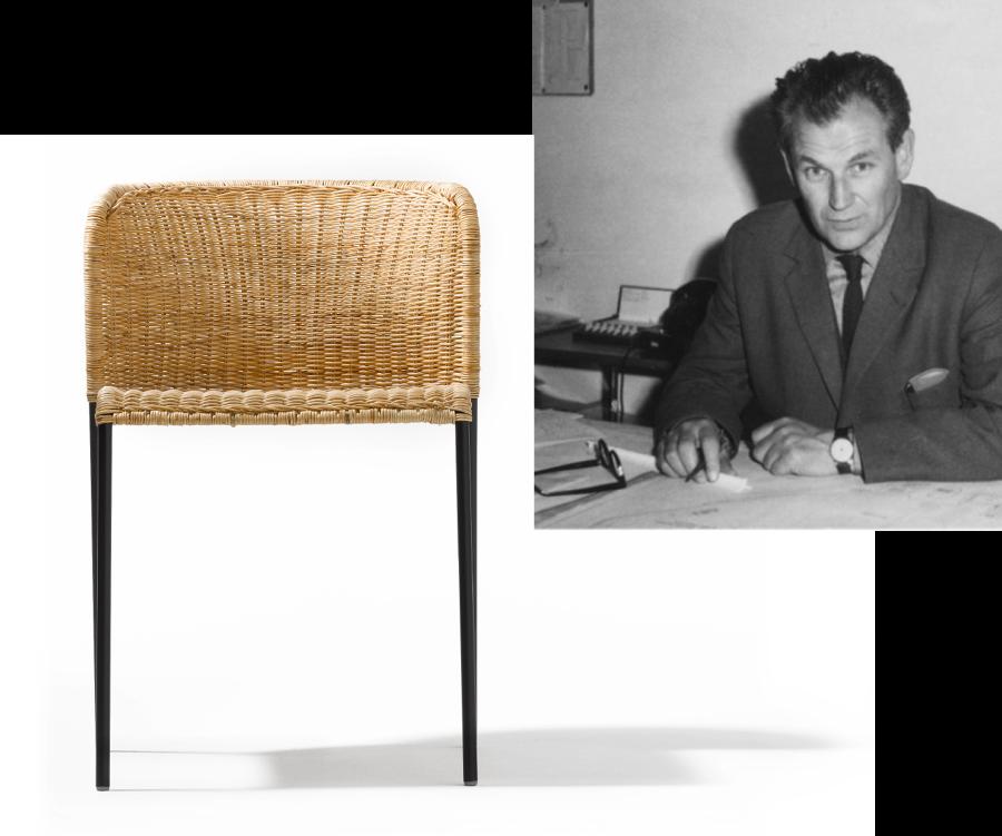 Chair squared: Richard Lampert | News