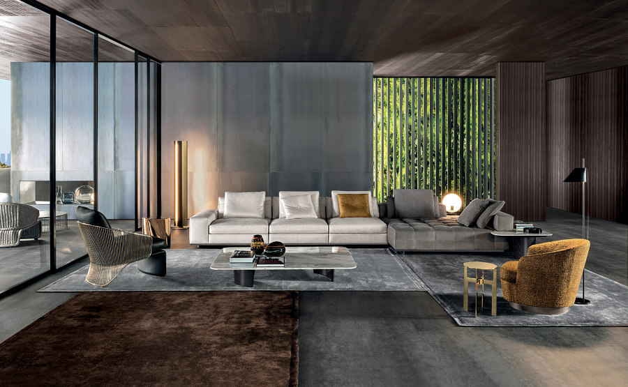 To the power of four: MINOTTI | News