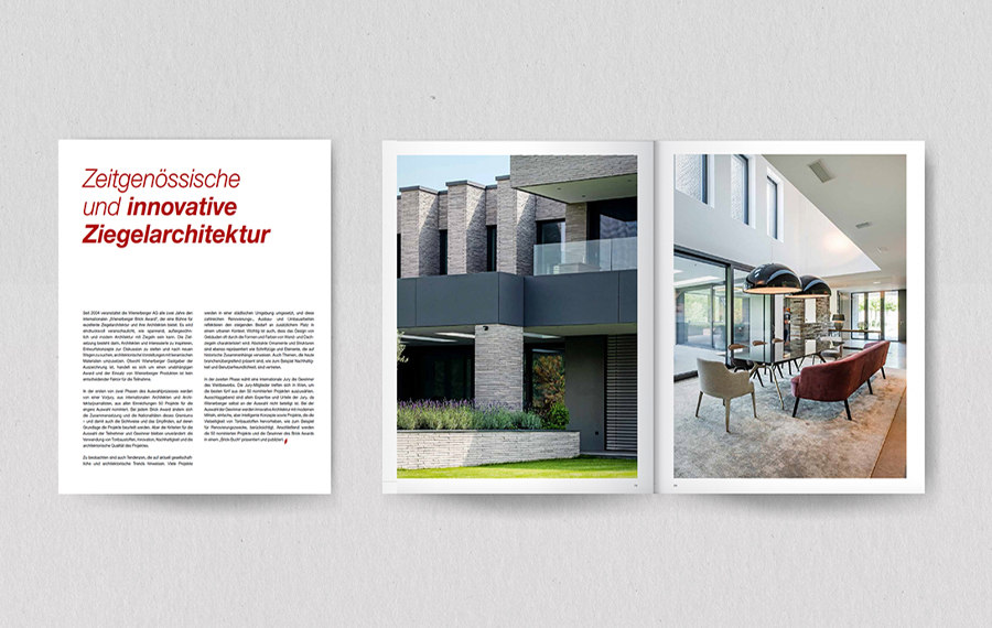 SUSTAINABLE BRICK ARCHITECTURE: WIENERBERGER | News