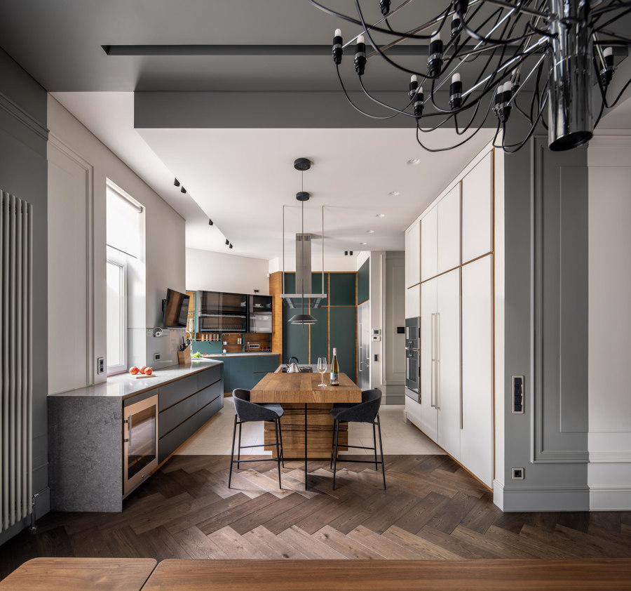 The rough with the smooth: Ukrainian interiors | News