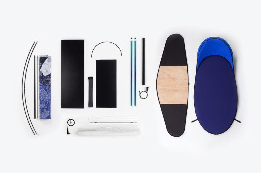 Light, flexible, versatile: functionality in furniture design | Design