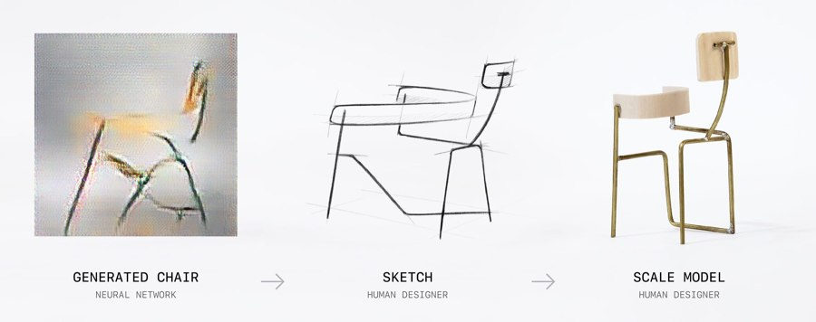 Computer as creator: Artificial intelligence in furniture design | Design