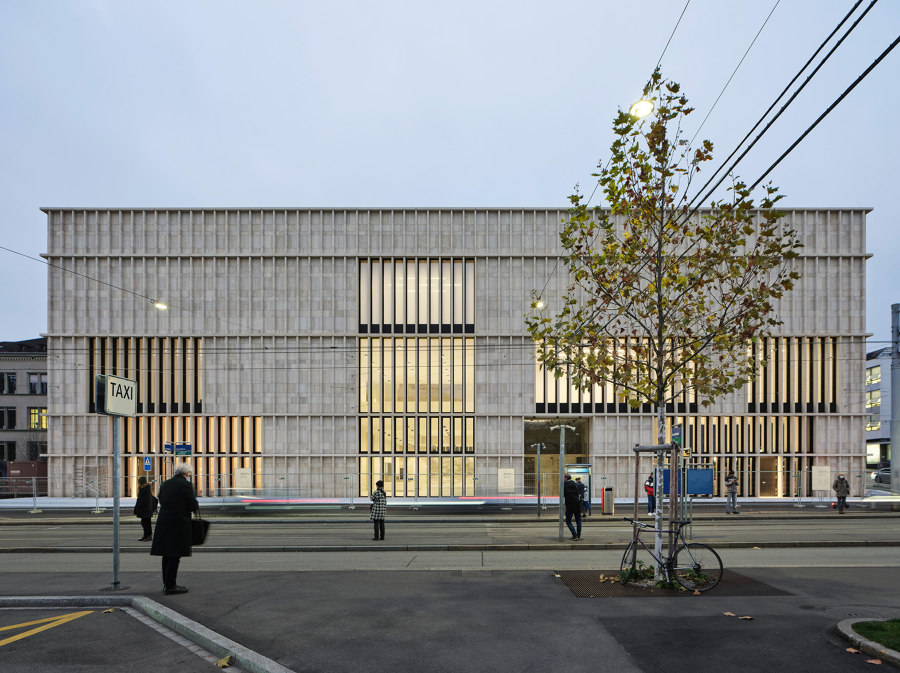 Skin in the game: geometric facades   News