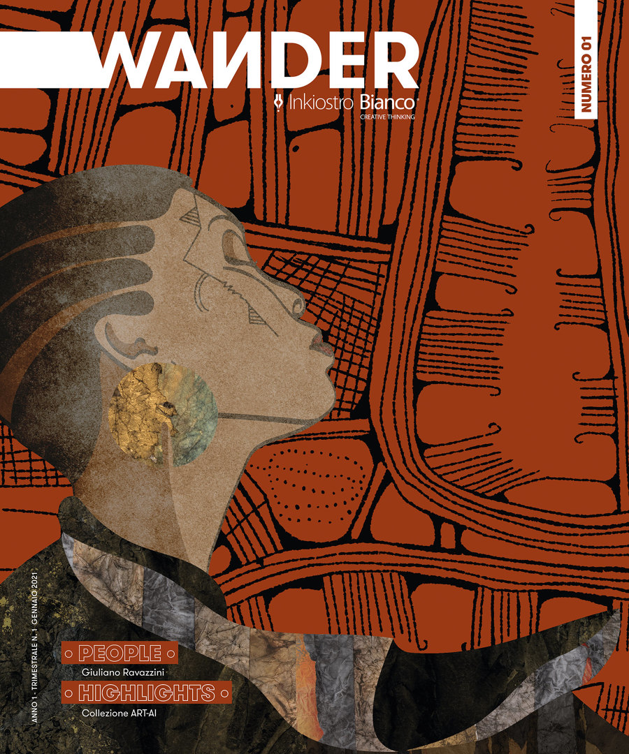 WANDER: il nuovo magazine di Inkiostro Bianco | Novita del settore