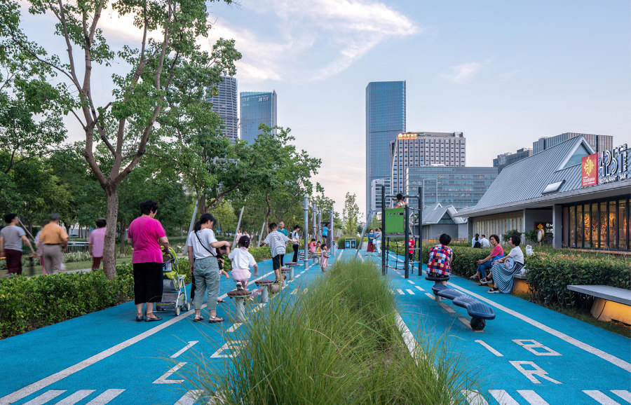 Parklife: new green recreational spaces | News
