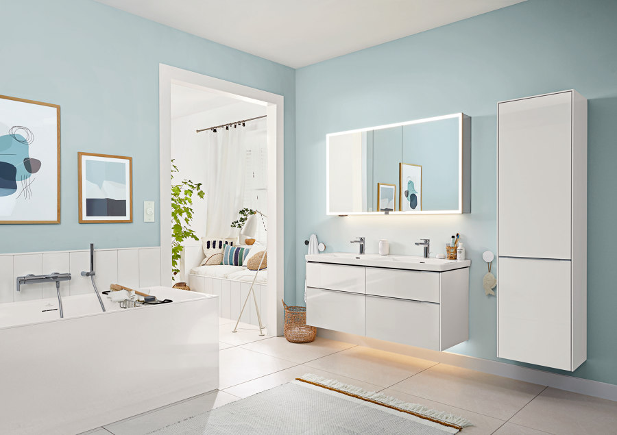 Bath to the future: Villeroy & Boch   News