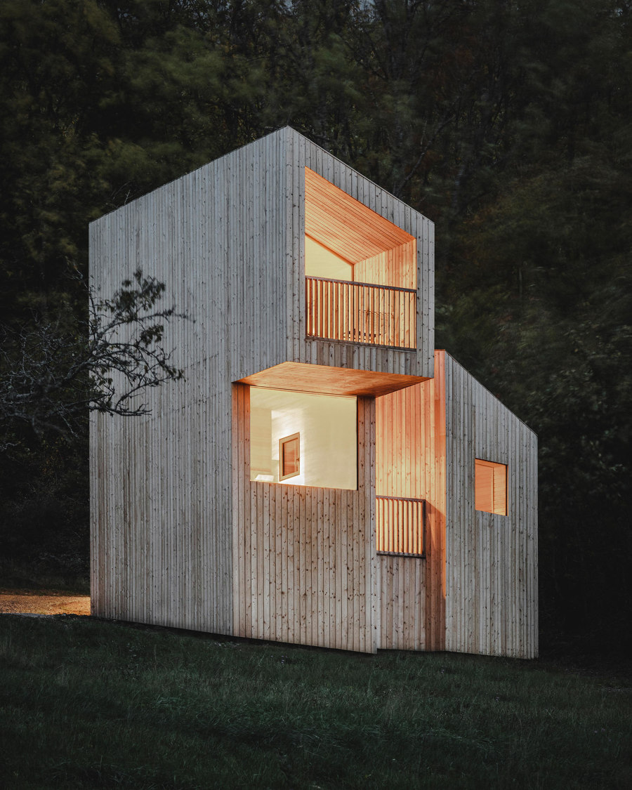 Ensemble piece: the latest cabin projects | News