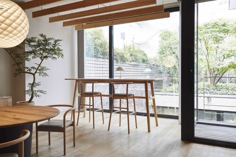 Ch-ch-changes: Conde House's new Open Office space | News