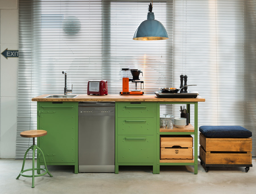 Authentic Kitchen Furniture and Industrial Design   Architecture