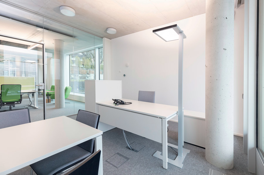 LUCTRA VITAWORK: Energy saving means environmental protection | Architecture