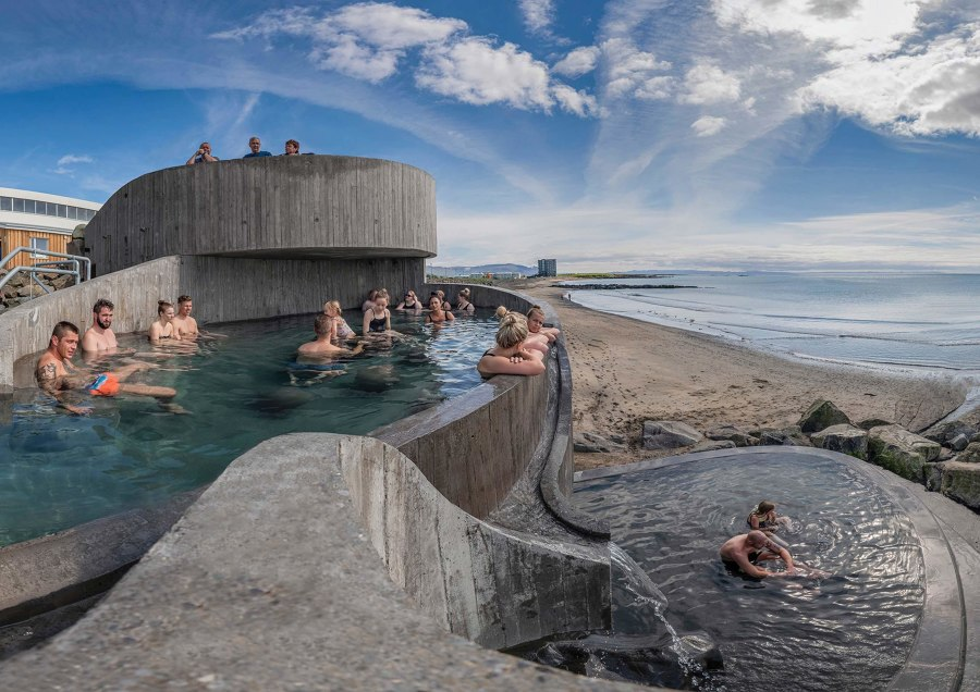 Back to the source: new spa and bathing facilities | News