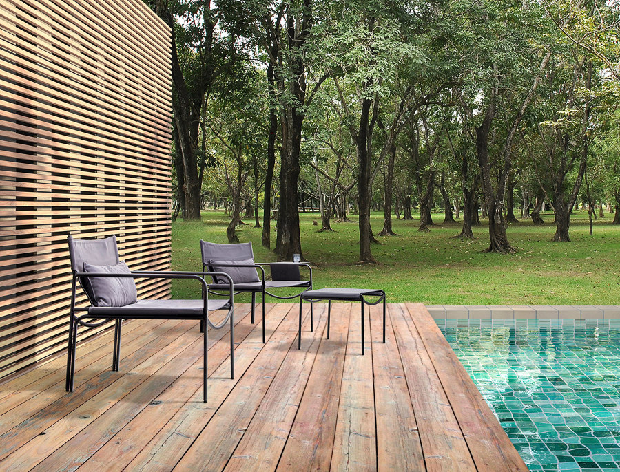 KFF goes outdoors: The new pool collection | Architecture