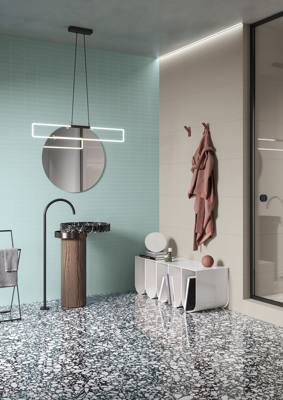 Powder room: Casalgrande Padana   News