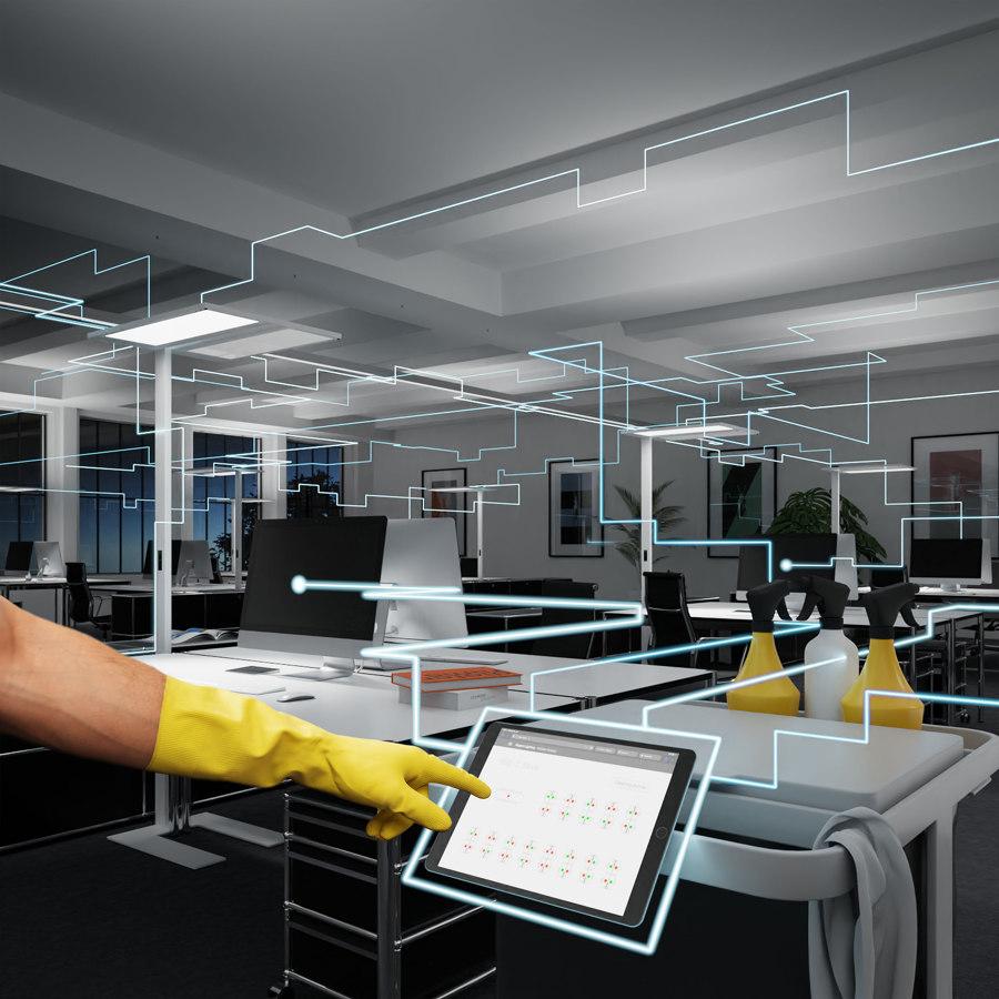 Simplified workflows with smart luminaires: Regent Lighting   News