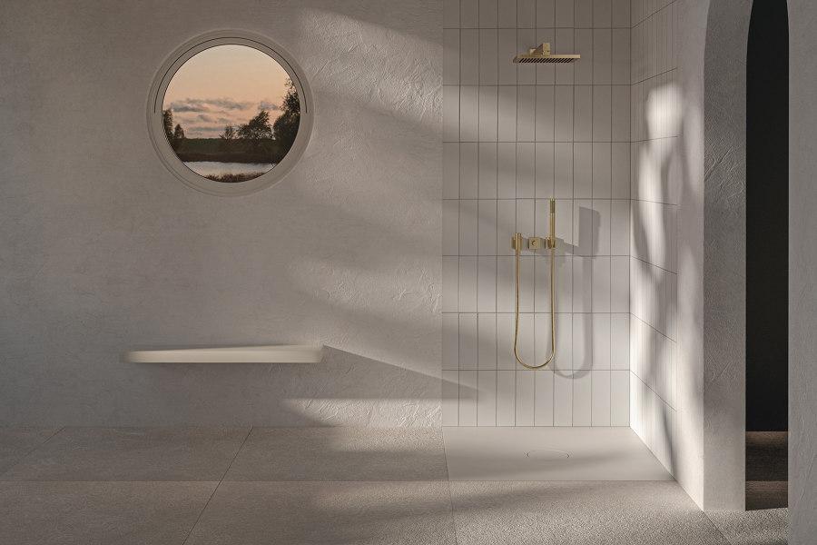 Opening up: Bette's first floor-level shower tile   News