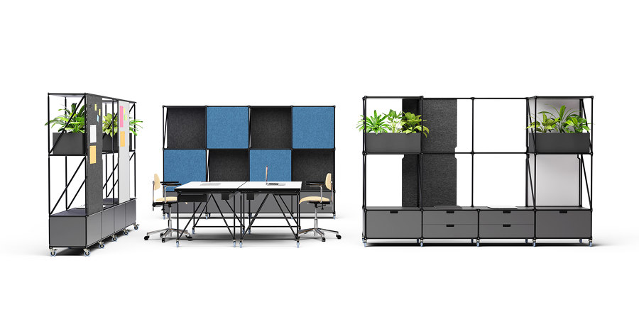 System 180: Flexible working made in Berlin | News