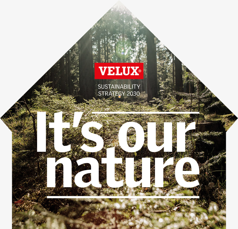 A ten-year sustainability strategy from VELUX Group | News