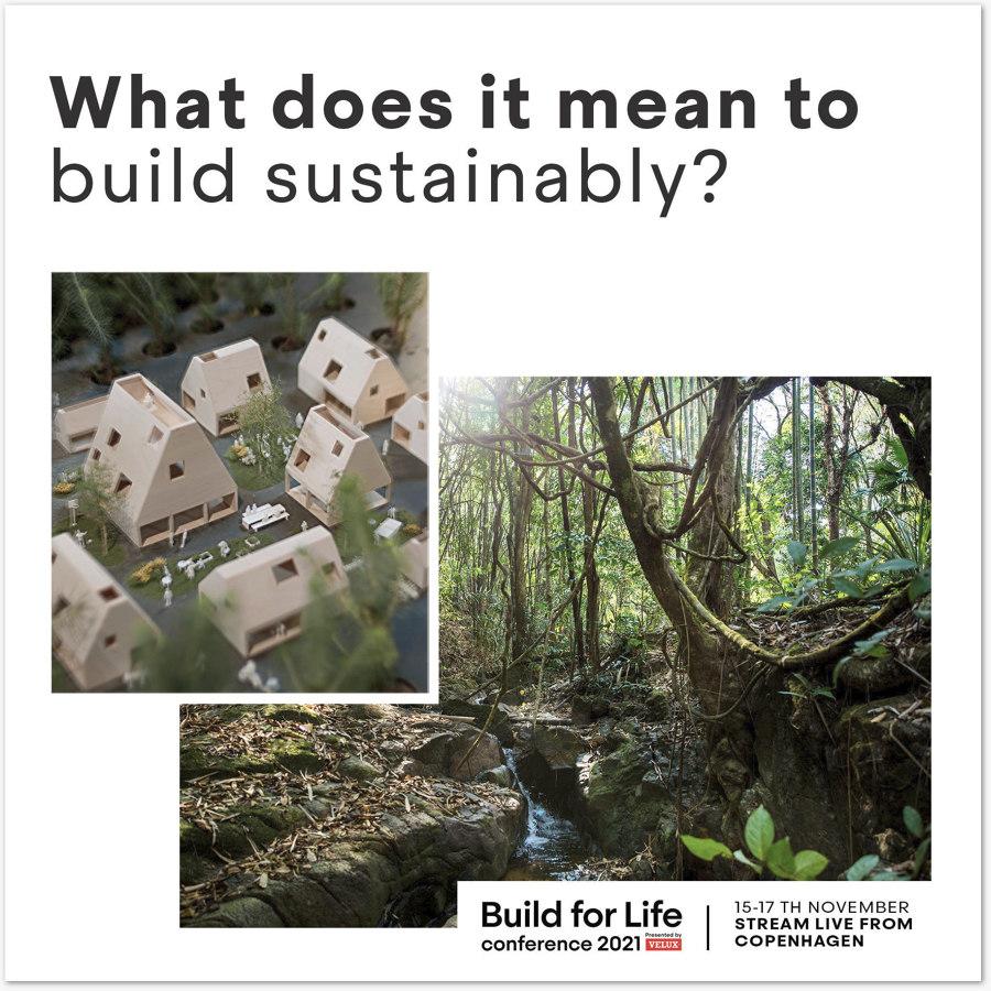 Nehmen Sie an VELUX' Build for Life-Konferenz teil | Aktuelles