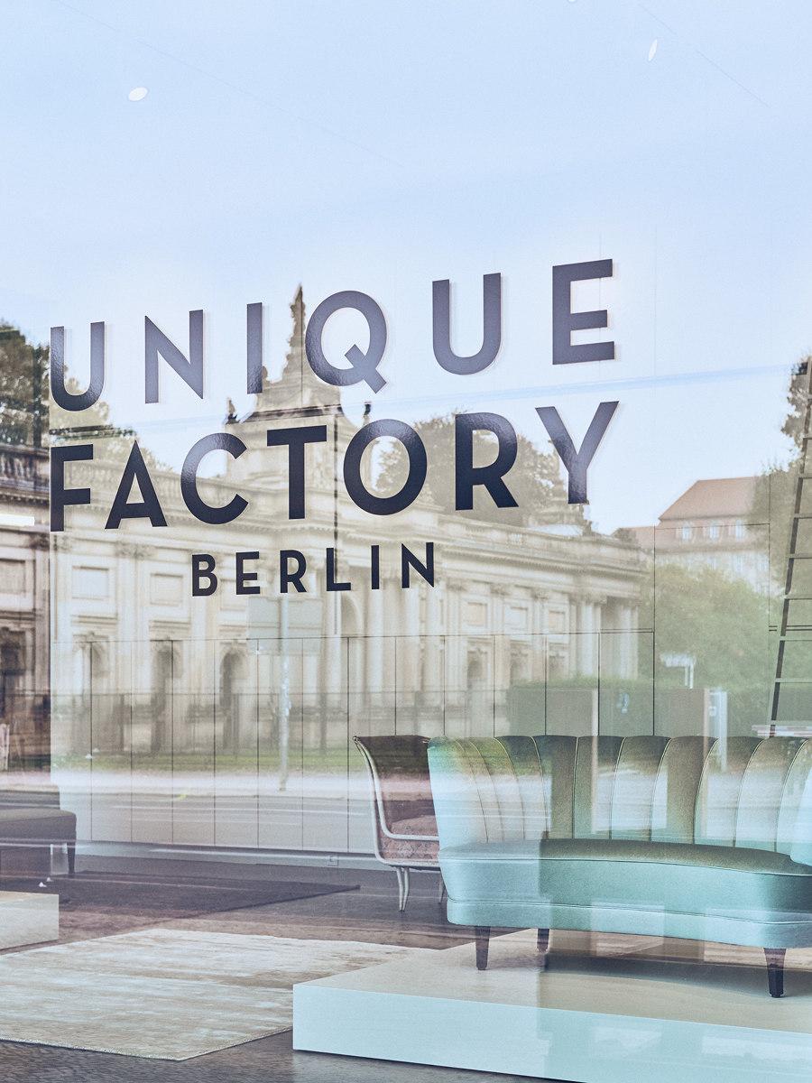 Unique Factory und massgeschneiderte Einrichtungslösungen | Aktuelles