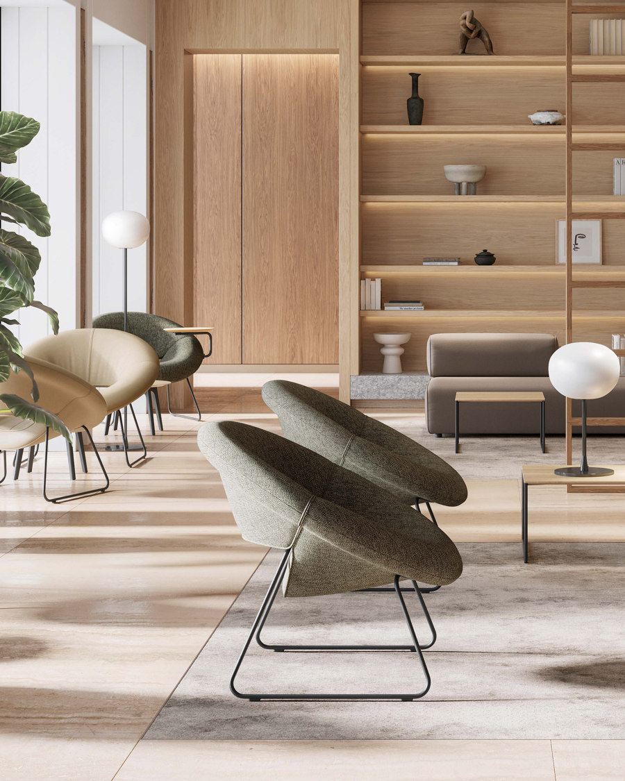 This armchair by Leolux LX brings a smile to the room   News
