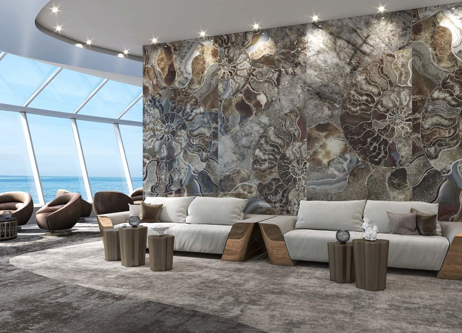 Tecnografica's new Minerals collection for walls that tell stories | News