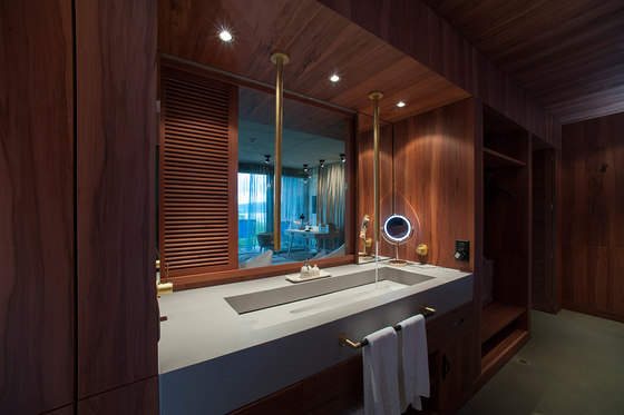 From hotels to concert halls: 8 distinctive projects with original bathrooms | News