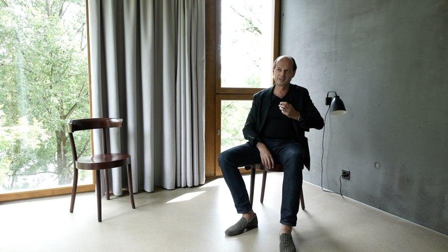 Leading Swiss architect Bernhard Aebi reveals his creative process | News