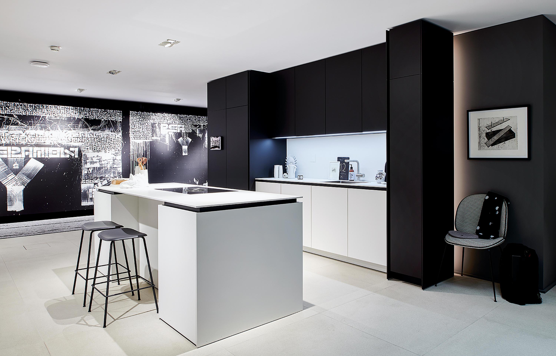 Mittelpunkt Küche: Poggenpohl