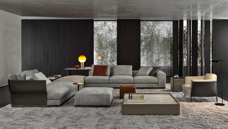 Arredamento Casa Western bridging cultures through design: minotti 2019 collection